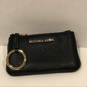 MK Soft Leather Coin Purse